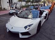lamborghini ramping up 50th anniversary with aventador roadster launch in miami-490898