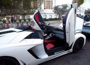 lamborghini ramping up 50th anniversary with aventador roadster launch in miami-490901