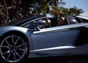 lamborghini ramping up 50th anniversary with aventador roadster launch in miami-490869