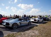 lamborghini ramping up 50th anniversary with aventador roadster launch in miami-490955