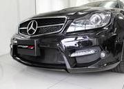 expression motorsport offers a black series look to the mercedes c63 amg coupe-492185