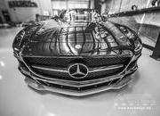 mec design dresses up the mercedes sls amg roadster-492270