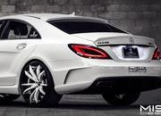 misha design prepares a new body kit for the mercedes cls 63 amg-492206