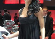 the ladies of the 2013 geneva motor show-496436