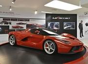 laferrari will be displayed at the ferrari museum in maranello-496295