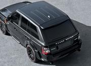 range rover santoniri black rs 600 kahn cosworth by kahn design-503578