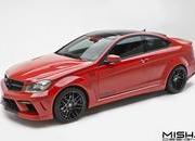 mercedes c-class by misha designs-505221