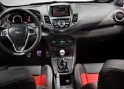 2014 2015 Ford Fiesta St Car Review Top Speed