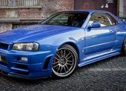 paul walker 39 s nissan skyline from fast furious up for sale car news top speed. Black Bedroom Furniture Sets. Home Design Ideas