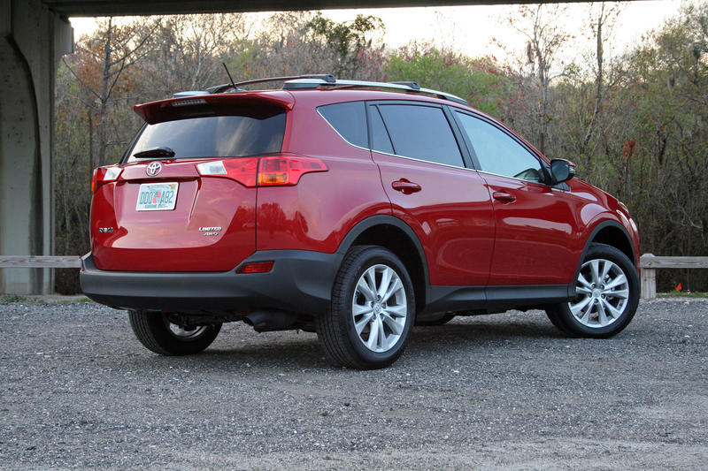 2015 toyota rav4 driven picture 617528 truck review top speed. Black Bedroom Furniture Sets. Home Design Ideas