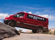 Quigley Motors 4x4 Ford Transit Takes The 2015 Easter