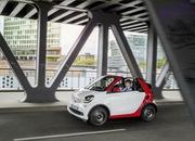 smart fortwo cabriolet - DOC643457