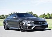 mercedes-amg s63 coupe black edition by mansory - DOC665498
