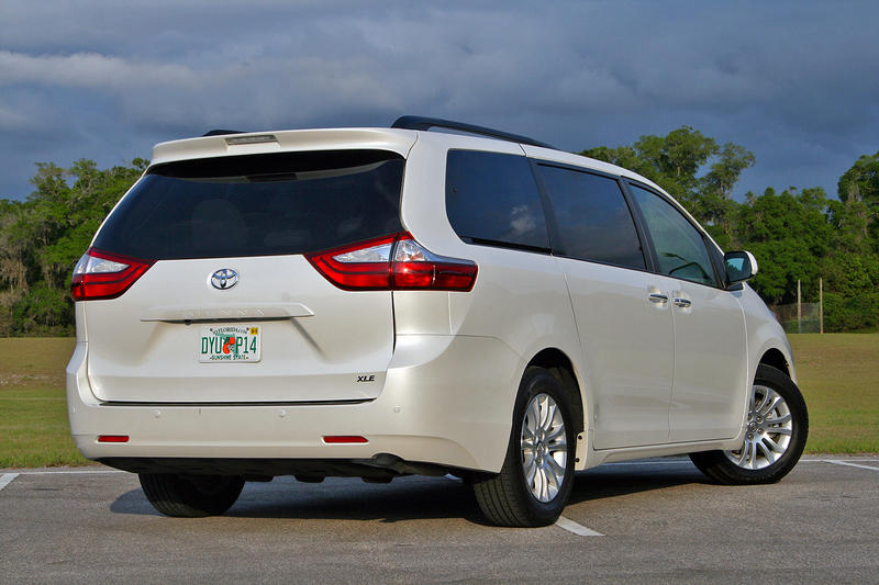 2016 toyota sienna driven picture 677120 car review top speed. Black Bedroom Furniture Sets. Home Design Ideas