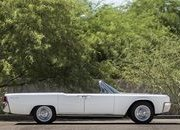 lincoln continental convertible - DOC683005