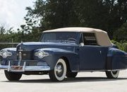 lincoln continental cabriolet - DOC683149