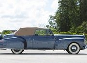lincoln continental cabriolet - DOC683152