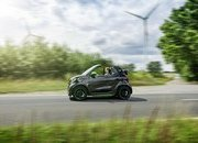 smart fortwo electric drive - DOC689166
