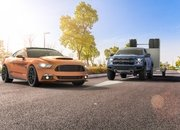 american muscle to give away track-ready mustang f-150 raptor and aluminum trailer - DOC692404