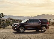 2018 chevy traverse goes upscale in all-new generation - DOC700523