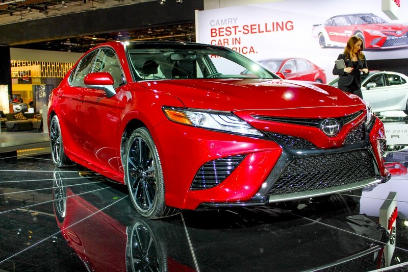 2018 toyota camry picture 702373 car review top speed. Black Bedroom Furniture Sets. Home Design Ideas
