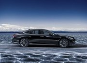 the 2018 lexus ls 500h is further proof that the hybrids are taking over - DOC708473
