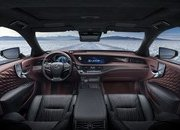 the 2018 lexus ls 500h is further proof that the hybrids are taking over - DOC708474
