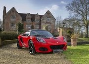 new lotus elise sprint edition is lighter quicker - DOC710744