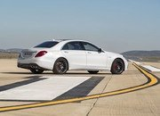 mercedes-amg s 63 and s 65 updated in shanghai still silly fast - DOC713990